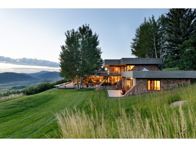 Single Family Home for sales at Starwood's Garden of Eden 574 Johnson Drive Aspen, Colorado 81611 United States