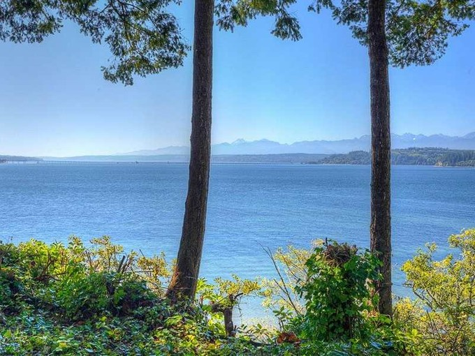 Single Family Home for sales at Hood Canal 35421 Hood Canal Dr NE  Hansville, Washington 98340 United States