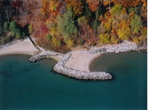 独户住宅 for sales at Magnificent Lakefront Property! 733 Ravine Avenue   Lake Bluff, 伊利诺斯州 60044 美国