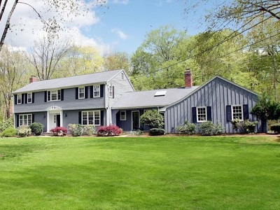 Single Family Home for sales at One of the Most Coveted Neighborhoods 58 Fallow Field Lane Fairfield, Connecticut 06824 United States