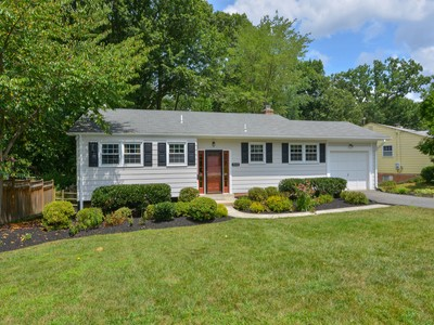 Single Family Home for sales at 3112 Mcgeorge Terrace, Alexandria  Alexandria, Virginia 22309 United States