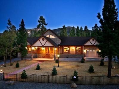 Villa for sales at 1508 Appaloosa  Big Bear City, California 92314 Stati Uniti
