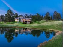Vivienda unifamiliar for sales at 10772 Remmick Ridge Rd    Parker, Colorado 80134 Estados Unidos