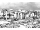 獨棟家庭住宅 for  sales at State Of The Art Glass And Water Contemporary Luxury New Build 10361 E Rising Sun Drive   Scottsdale, 亞利桑那州 85262 美國