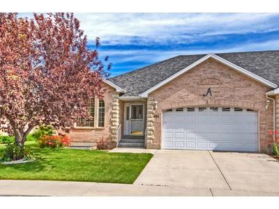 独户住宅 for sales at Darling Orem Twin Home 494 West 40 North Orem, 犹他州 84057 美国