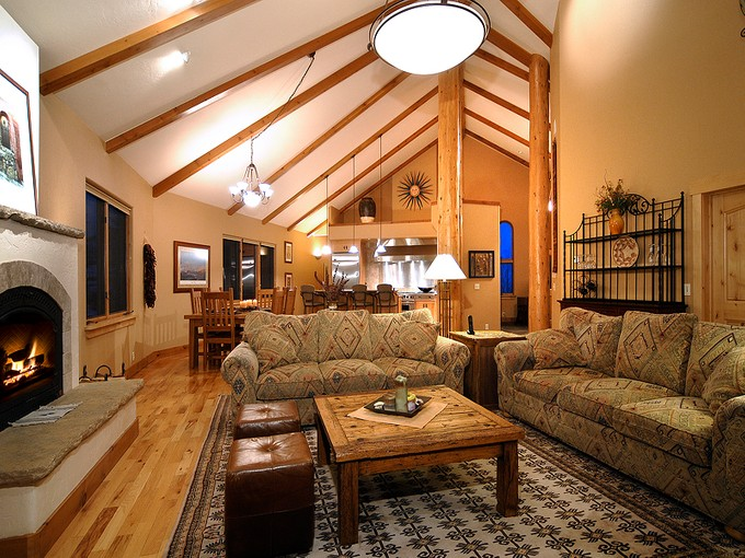 Maison unifamiliale for sales at 12 Gold Link Drive  Mount Crested Butte, Colorado 81225 États-Unis