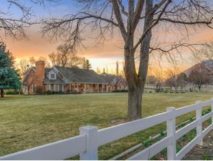 独户住宅 for sales at Horse Property in Mapleton 1350 S 1000 E Mapleton, 犹他州 84664 美国