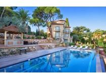Single Family Home for sales at Château La Cima Route Forestière   Villefranche Sur Mer, Provence-Alpes-Cote D'Azur 06230 France