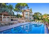 Maison unifamiliale for sales at Château La Cima  Villefranche Sur Mer,  06230 France