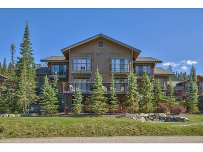 Villetta a schiera for sales at Ski-In/Out 2 Bedroom Townhome 34 - 6015 Valley Drive  Sun Peaks, Columbia Britannica V0E5N0 Canada