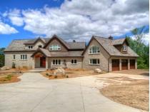 Nhà ở một gia đình for sales at Blue Mountain Estate 595507 4th Line   Blue Mountains, Ontario N0H2C0 Canada