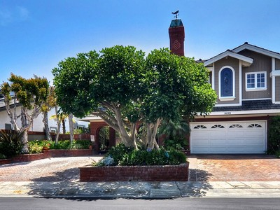 Single Family Home for sales at 3572 Courtside Circle   Huntington Beach, California 92649 United States