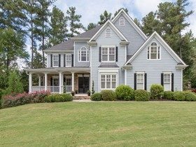 Single Family Home for sales at Open, Spacious, And Light Filled Home 1213 Flowerwood Court Kennesaw, Georgia 30152 United States