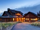 Casa Unifamiliar for sales at Stunning Trapper Cabin Fully Furnished with Ski Views 7965 Western Sky Park City, Utah 84098 Estados Unidos