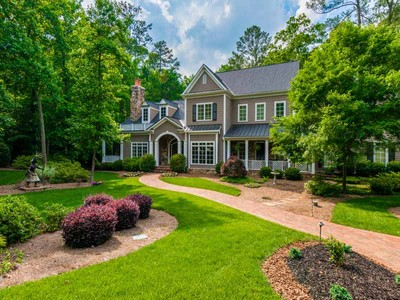 Nhà ở một gia đình for sales at Luxury Custom Built Estate 2090 Clay Drive Sandy Springs, Georgia 30350 Hoa Kỳ