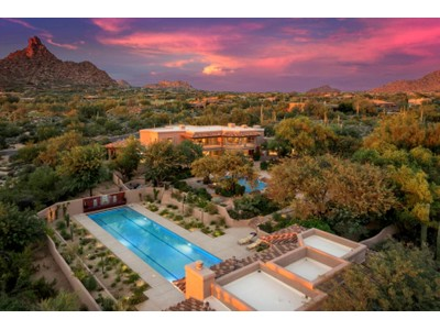 Villa for sales at Spectacular Estate In The Heart Of Desert Highlands 10040 E Happy Valley Rd #10  Scottsdale, Arizona 85255 Stati Uniti