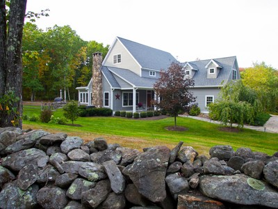 Single Family Home for sales at House Beautiful 3 Old Paddock Lane   Kent, Connecticut 06757 United States