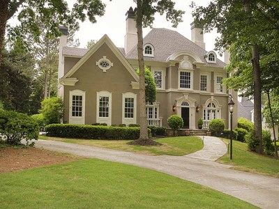 Single Family Home for sales at Elegance and Tranquility 5000 Harrington Rd Alpharetta, Georgia 30022 United States
