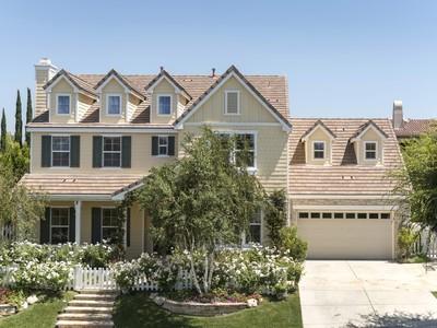 Maison unifamiliale for sales at 25263 Prado De Las Panteras  Calabasas, California 91302 United States