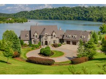 Einfamilienhaus for sales at Sophisticated Lakefront Living! 3847 River Vista Way   Louisville, Tennessee 37777 Vereinigte Staaten