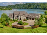Vivienda unifamiliar for sales at Sophisticated Lakefront Living! 3847 River Vista Way Louisville, Tennessee 37777 Estados Unidos