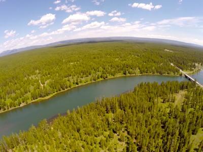土地,用地 for sales at Henry's Fork River Homesite 4 4050 Elk Ridge Drive Island Park, 爱达荷州 83429 美国