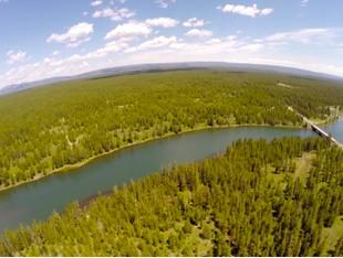 Land for sales at Henry's Fork River Homesite 4 4050 Elk Ridge Drive Island Park, Idaho 83429 United States