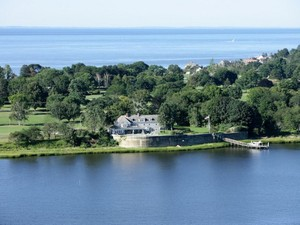 for Sales at Waterfront Property with Dock 20 Nibang Avenue   Old Saybrook, Connecticut 06475 United States