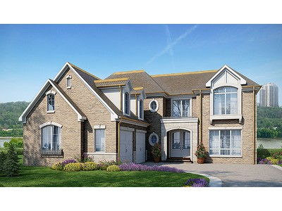 Single Family Home for sales at Manhattan Harbour 8 Manhattan Harbour Dayton, Kentucky 41074 United States
