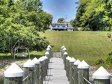 Single Family Home for sales at Waterfront Colonial-Cape 457 Poppasquash Rd Bristol, Rhode Island 02809 United States