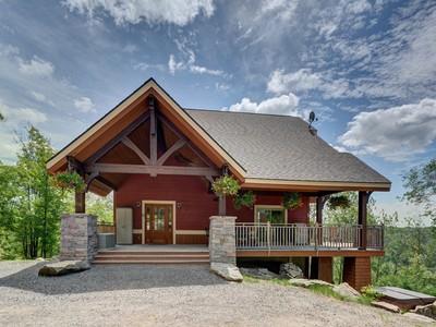 獨棟家庭住宅 for sales at Mont-Tremblant 115 Ch. de l'Aventure Mont-Tremblant, 魁北克省 J8E0A9 加拿大