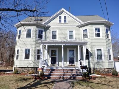 Condominium for sales at Like New Victorian Condominium! 255 Commonwealth Ave Unit 1 Concord, Massachusetts 01742 United States