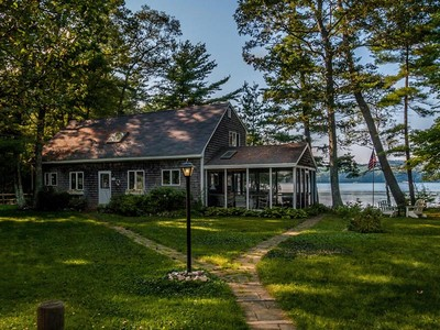 Single Family Home for sales at 115 Cottage Point Road 97 Cottage Point Rd Damariscotta, Maine 04543 United States