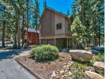 Maison unifamiliale for sales at 755 Judith Court    Incline Village, Nevada 89451 États-Unis