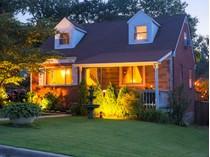Частный односемейный дом for sales at Cheverly 3504 57th Ave   Hyattsville, Мэриленд 20784 Соединенные Штаты