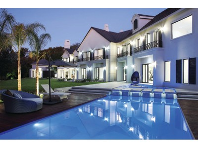 Single Family Home for sales at An exclusive residence  set in the heart of Sandhurst. Sandhurst, Johannesburg, Gauteng South Africa