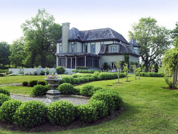 Single Family Home for sales at Creemore Hall Country Estate 3664 6 Nottawasaga Con S Creemore, Ontario L0M1G0 Canada