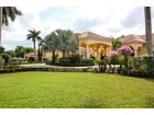 Single Family Home for  sales at 15300 Golden Point Lane   Palm Beach Point, Wellington, Florida 33414 United States