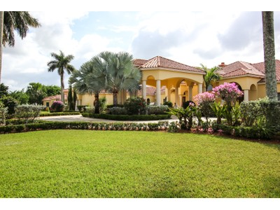 Villa for sales at 15300 Golden Point Lane  Wellington, Florida 33414 Stati Uniti