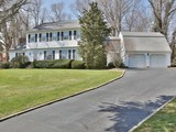 Single Family Home for sales at Little Silver Elegant Colonial 32 Nottingham Way Little Silver, New Jersey 07739 United States