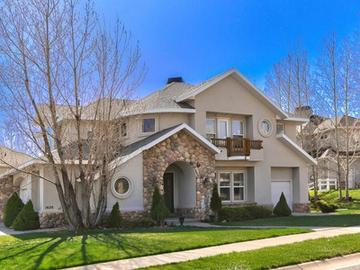 Casa para uma família for sales at Charming house in the desirable Silver Springs neighborhood 1620 West Fort Rd Park City, Utah 84098 Estados Unidos