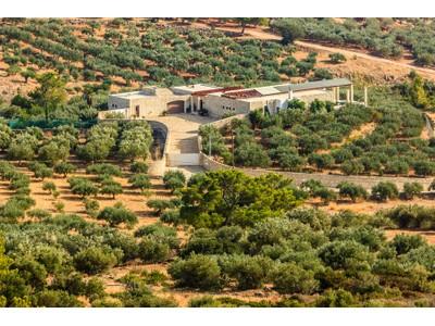 Single Family Home for sales at Sea View Villa in Lasithi, Crete Makrigialos, Lasithi, Crete  Other Attiki, Attiki 72055 Greece