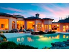 Single Family Home for sales at Elegant Mediterranean Style Estate 7391 N Finger Rock Place Tucson, Arizona 85719 United States