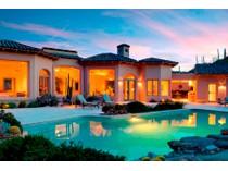 Maison unifamiliale for sales at Elegant Mediterranean Style Estate 7391 N Finger Rock Place   Tucson, Arizona 85719 États-Unis