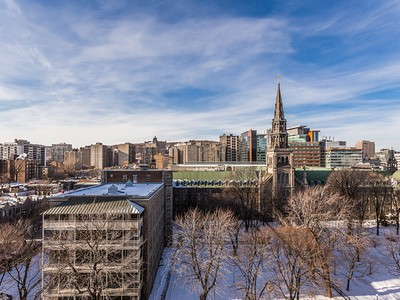 獨棟家庭住宅 for sales at Montréal 1700 Boul. René-Lévesque O., apt. 1102 Ville-Marie, 魁北克省 H3H2V1 加拿大
