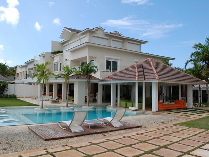 Single Family Home for sales at Ribera del Rio 1  Casa De Campo, La Romana 22000 Dominican Republic