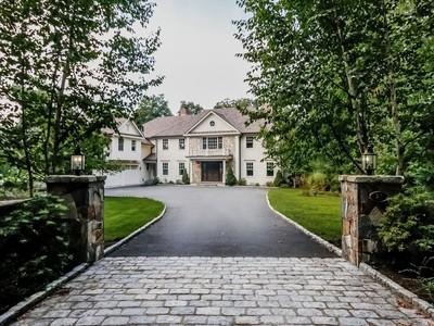 Villa for sales at 2007 Stone & Clapboard Custom Colonial 21 Richmond Hill Road  Weston, Connecticut 06883 Stati Uniti
