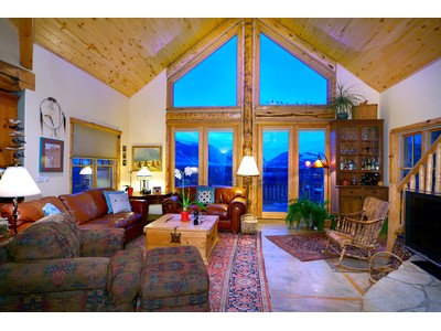 Single Family Home for sales at Grand VIews On The Slate River 505 Slate River Drive  Crested Butte, Colorado 81224 United States