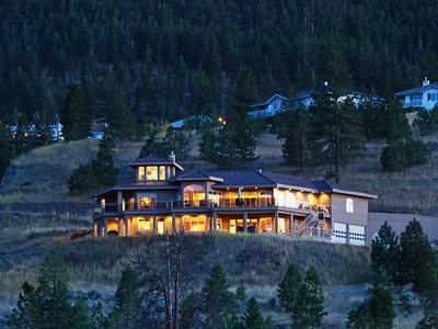 獨棟家庭住宅 for sales at Private Kamloops Estate   Kamloops, 不列顛哥倫比亞省 V2E 2N3 加拿大