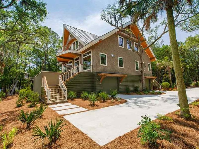 Single Family Home for sales at 127 Halona Lane   Kiawah Island, South Carolina 29455 United States